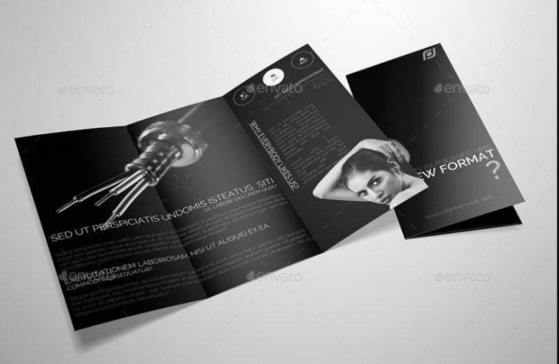 Creative PSD Brochure Template