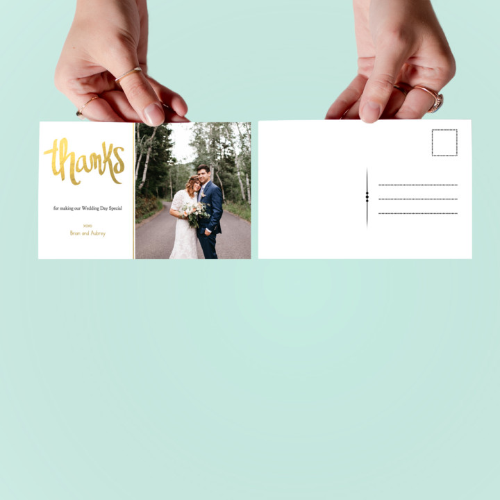 Creative Post Card Mockup Templates