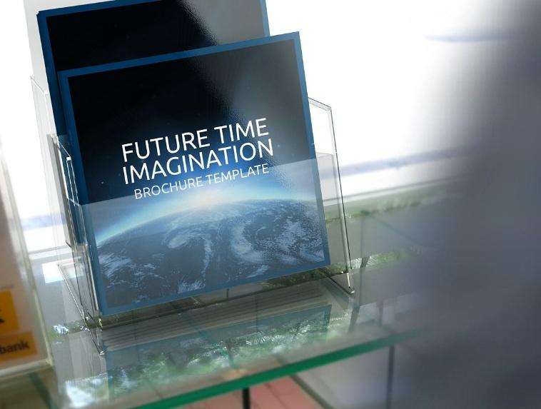 Creative Square Brochure Template