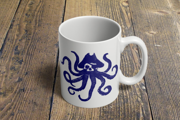 Customizable Mug Mock-up