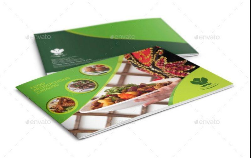 Customizable Product Brochure Template