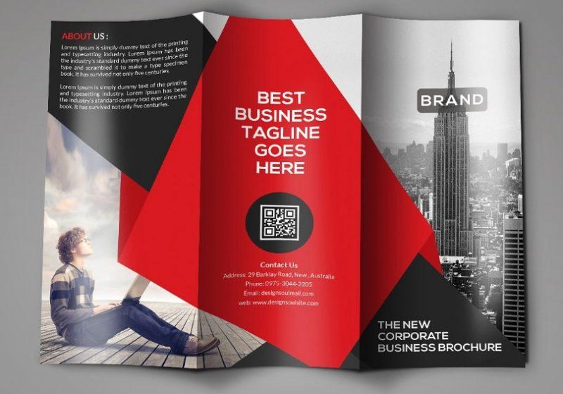 Easy Customizable Brochure Template