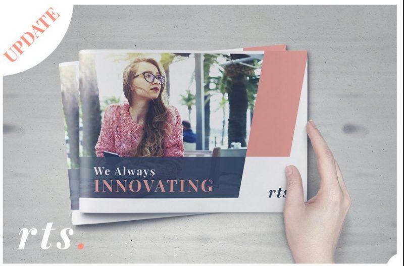 Editable inDesign Brochure Template