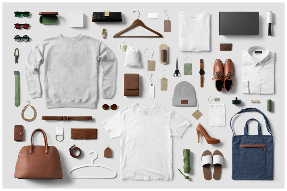 Fashion Branding Mockup Design