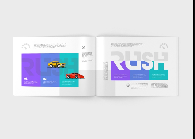 High Resolution Booklet Mockup