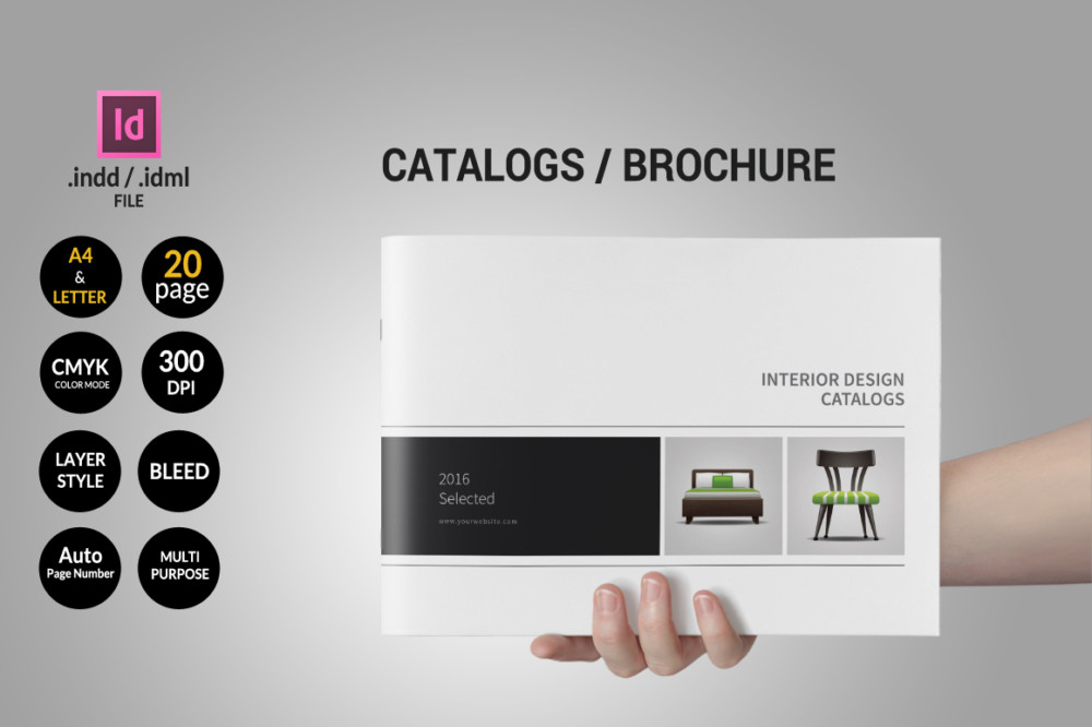25 Brochure Template Designs To Download Psd Indesign