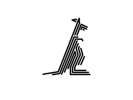 Kangaroo Electronics Logo Design