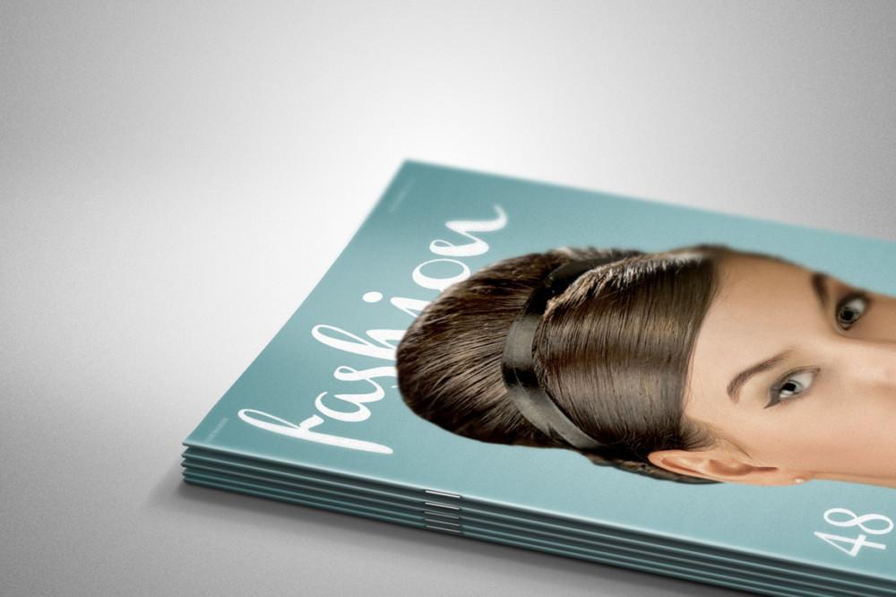 Magazine Ad Mockup PSD Templates