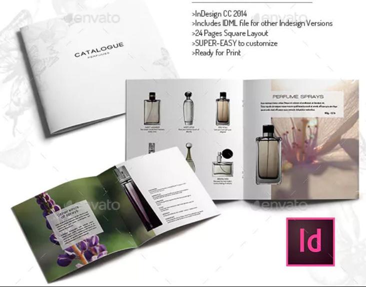 Modern Product Brochure Template
