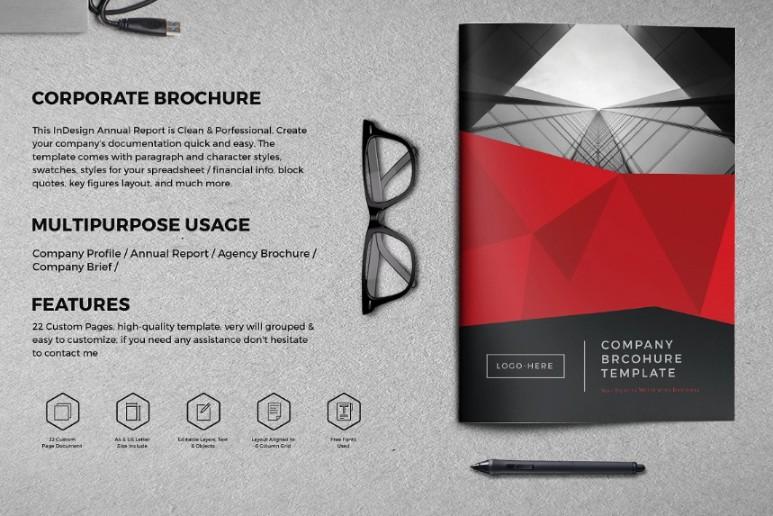 Multi Purpose Brochure Template