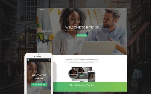 Multipurpose Business Theme
