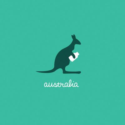 Kangaroo logo for Online Store