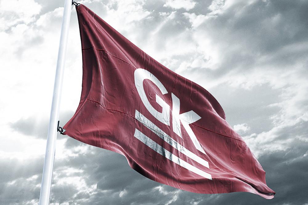 Photo Realistic Flag Mockup