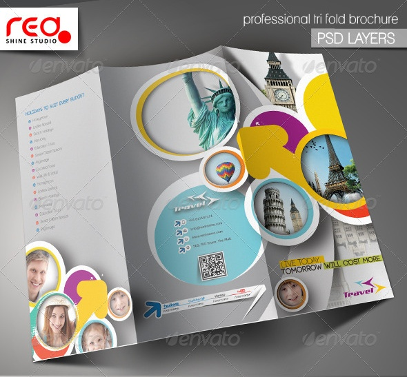 Professional Brochure Template