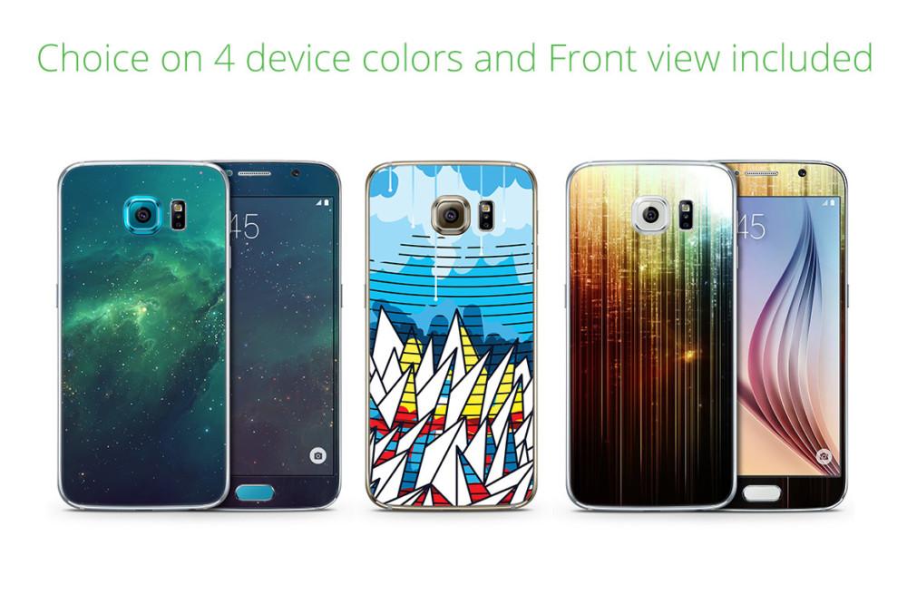 Samsung Galaxy Mobile Mockup