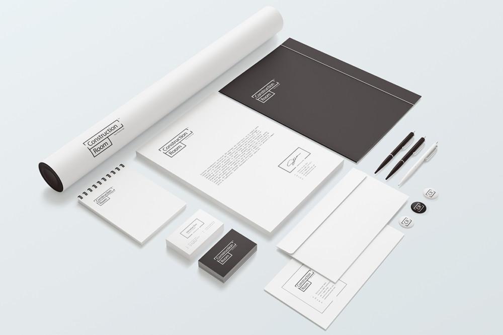 Stationary Branding Mockup PSD Design