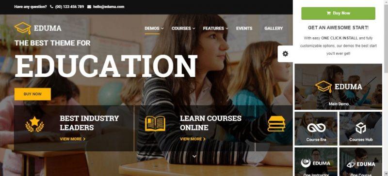 Best Educational WordPress Theme (1)