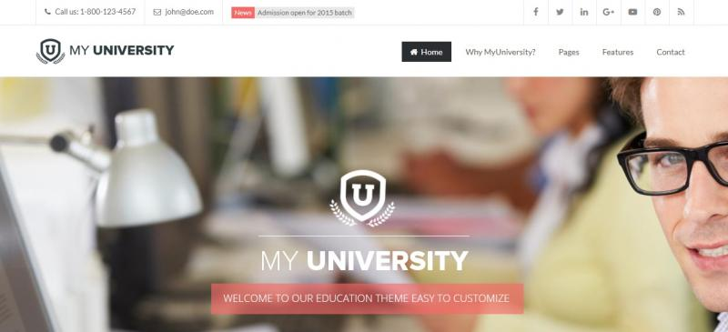 Best School WordPress Theme