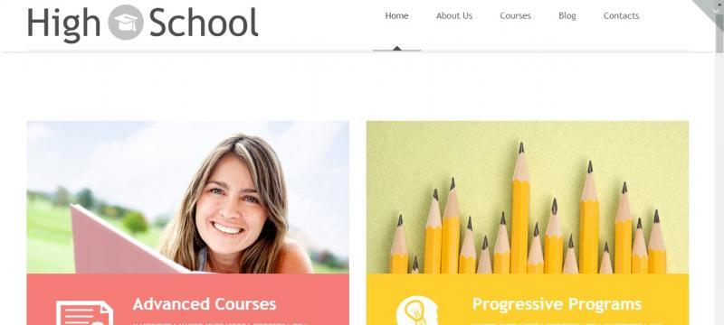 Best School WordPress Theme
