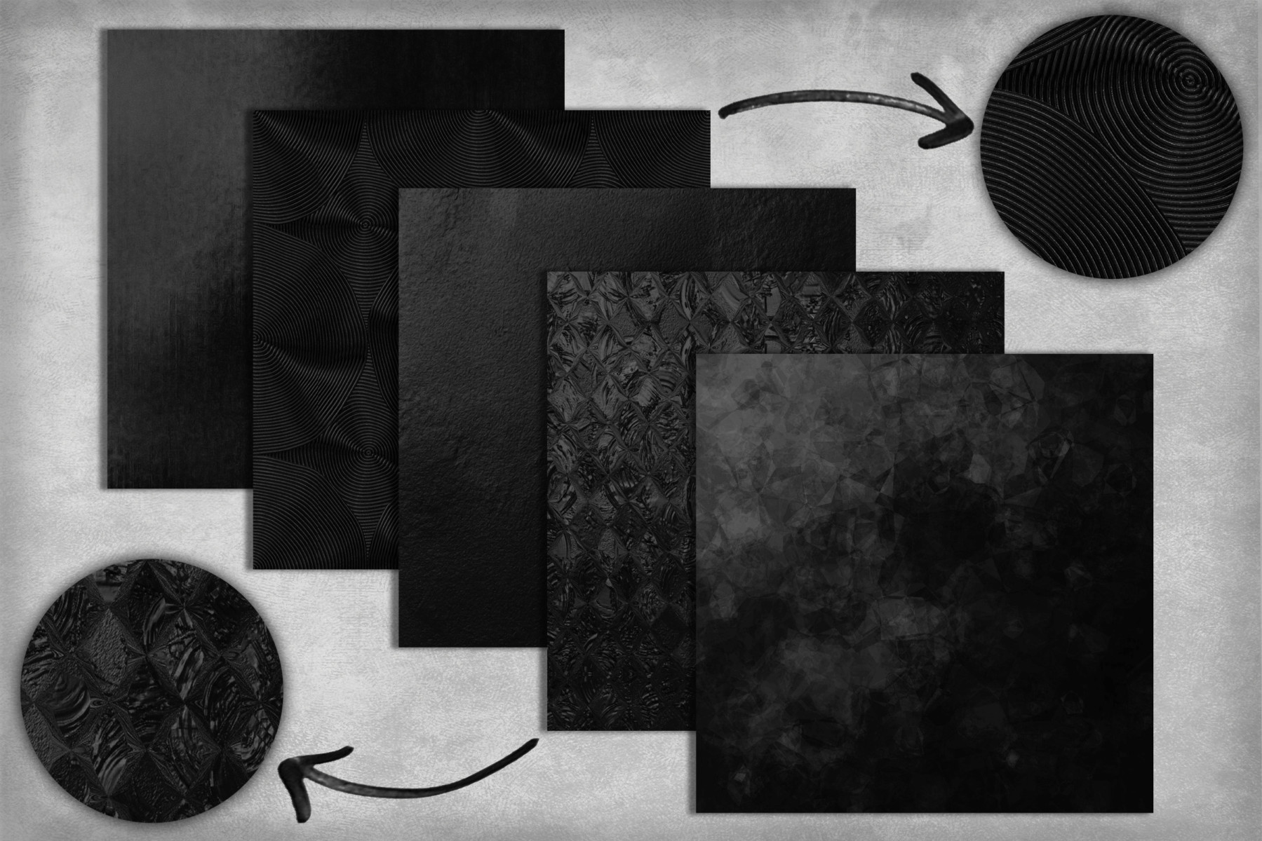 Black-Paper-Texture