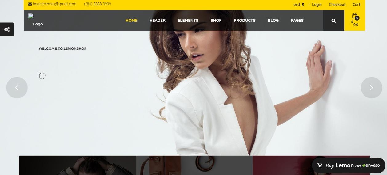 Clean SEO WordPress Theme