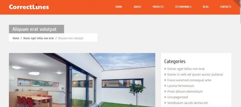 Easy Customizable WordPress Theme
