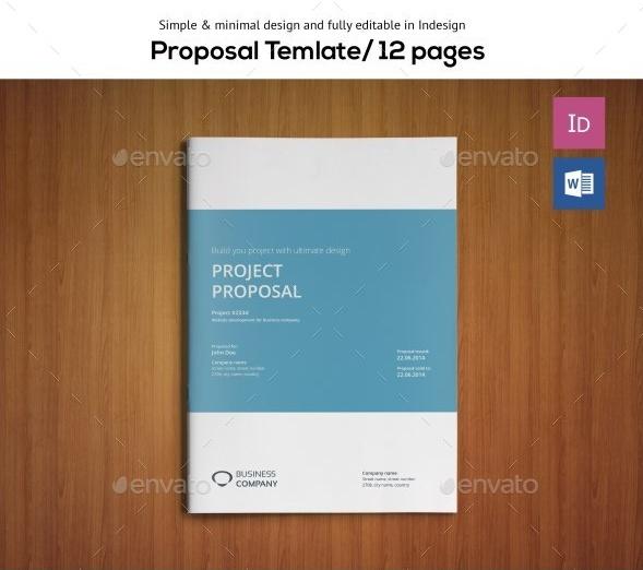 Editable Grant Proposal Template