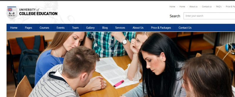 Elegant Education WordPress Theme