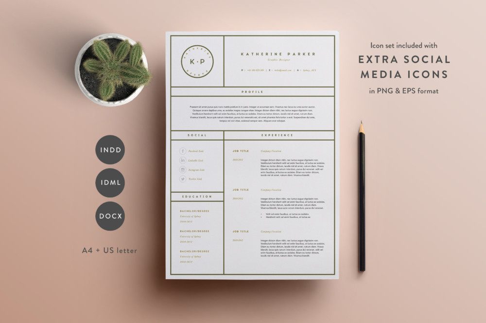 21  engineer resume template designs - indesign  psd  ai  eps  ms word format