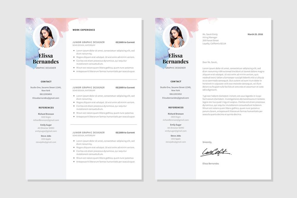 Fully Editable Nurse Resume Template