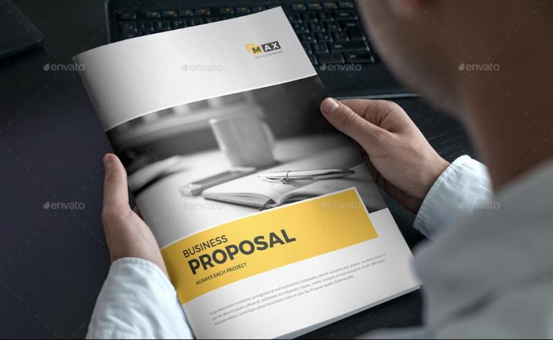 Fully Editable Training Proposal Template