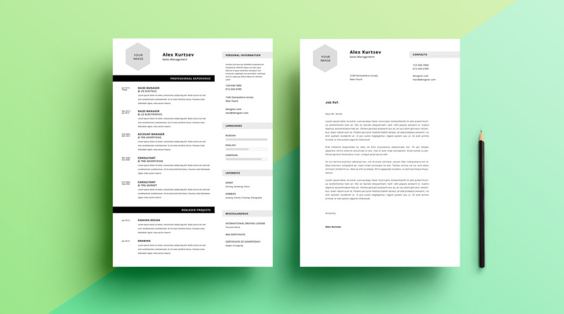 Functional Sales Resume Template