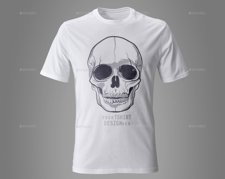 High Resolution T Shirt Mockup