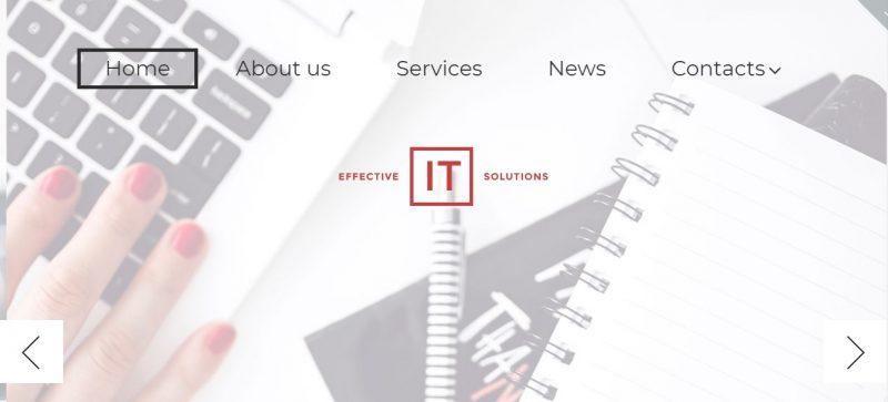 IT Business WordPress Theme