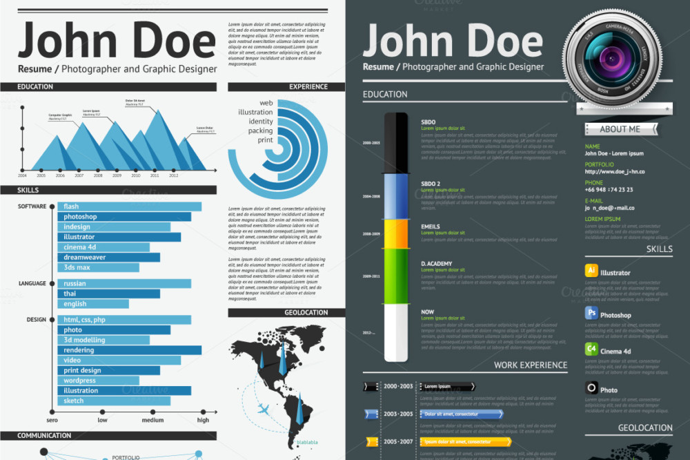 21  engineer resume template designs