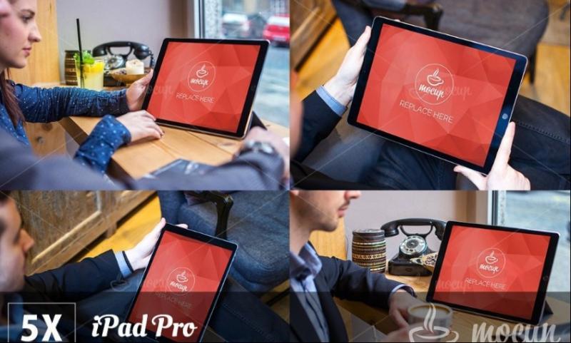 Mac Book Air Mockup