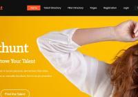 Parallax Spa WordPress Theme
