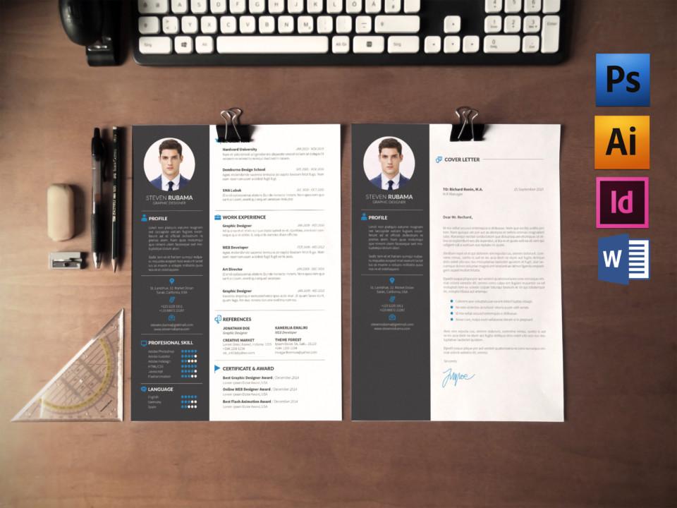 30+ Professional Resume Template Designs