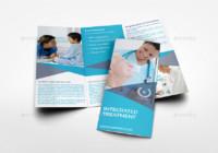 Print Ready Medical Brochure Template