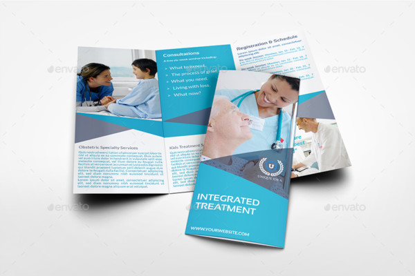 25 Medical Brochure Template PSd InDesign and EPS Format – Medical Brochure Template