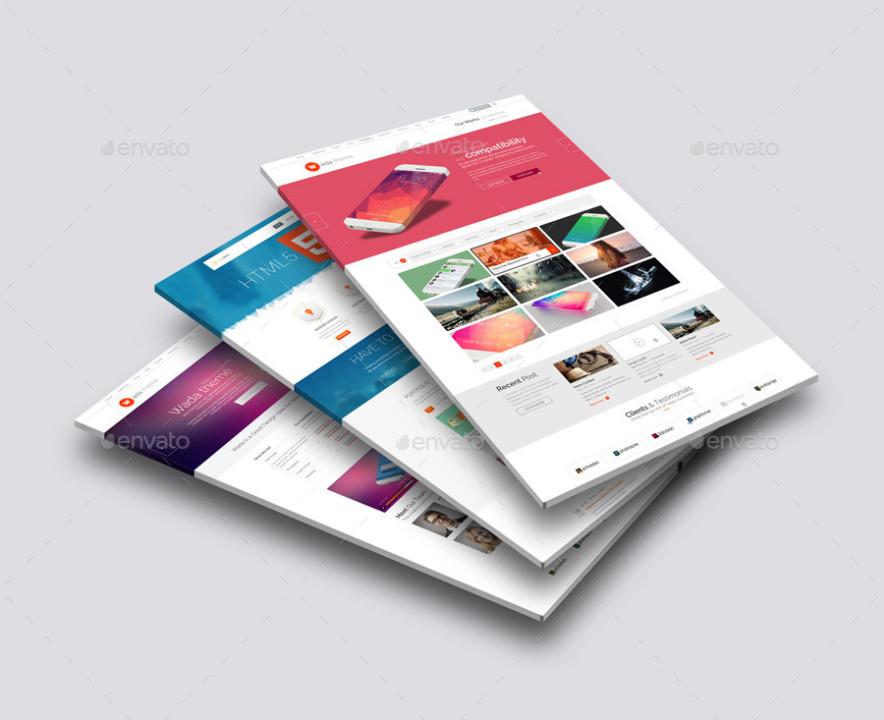 Replaceable-Website-Mockup-PSD