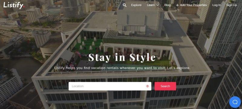 Responsive WordPress Directory Theme