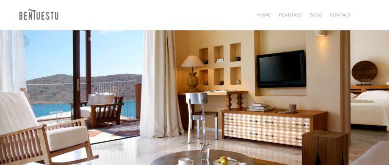 Retina ready WordPress Real Estate Theme