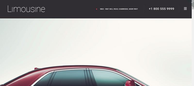 SEO Ready WordPress Automotive Theme