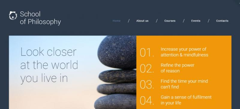 Self Help WordPress Theme