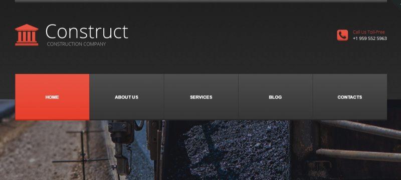 Skyscaper WordPress Theme