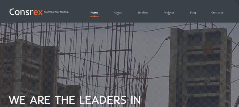 WPML Construction WordPress Theme