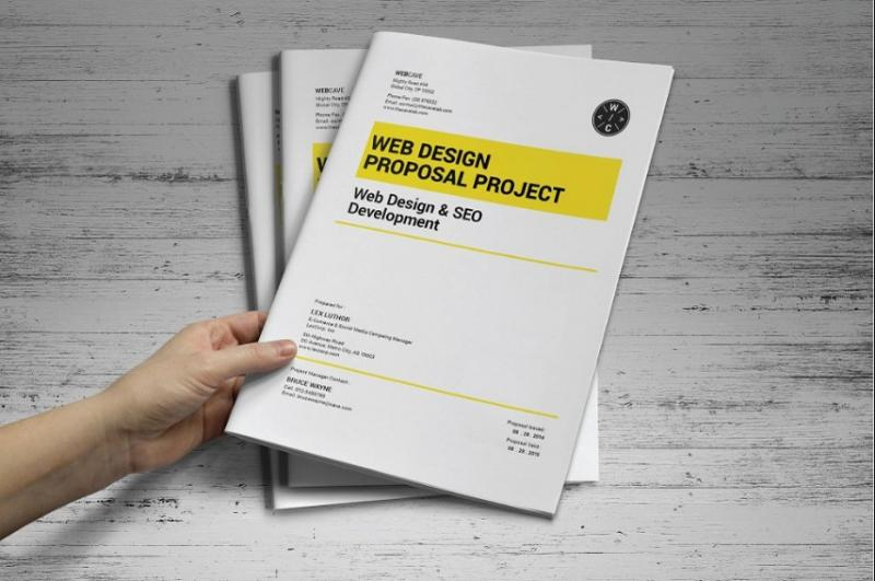 Web Design Proposal Template
