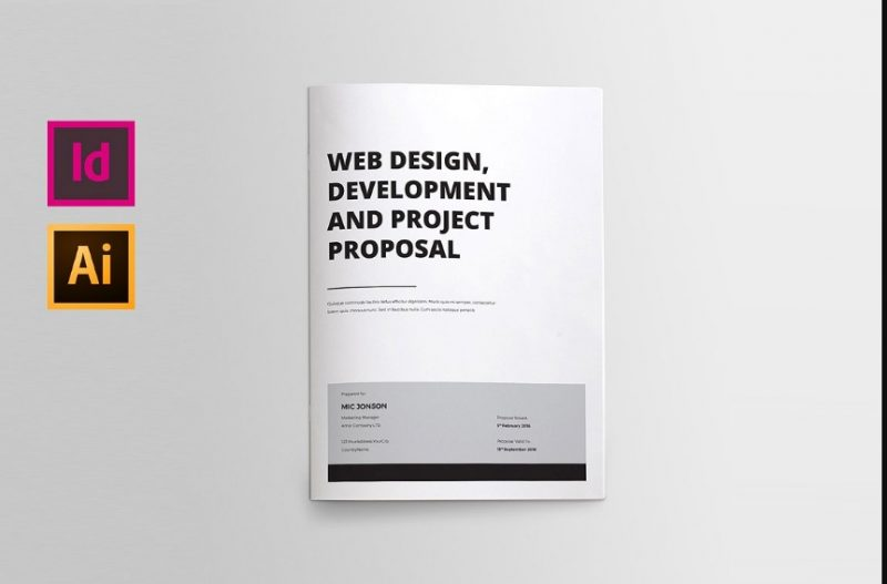 Web Development Proposal Template