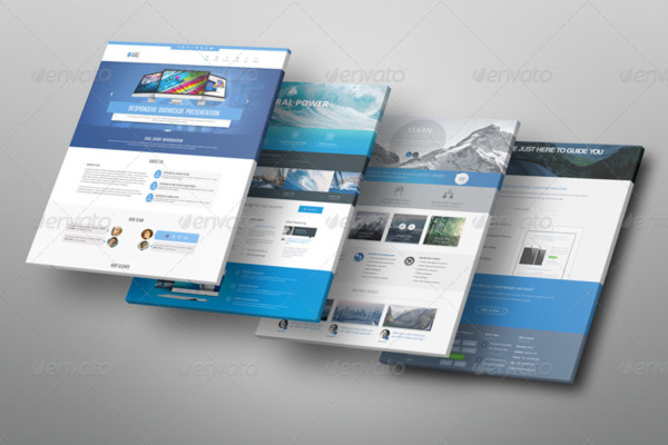 30+ Website Mockup PSD Templates for Designers - Graphic Cloud